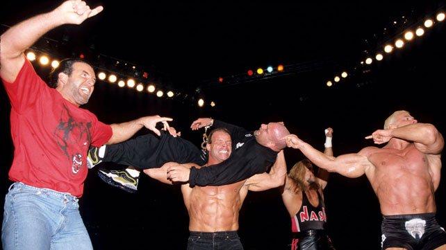 [Interview] Mick Foley et Kevin Nash (WWE.com) TortureRack01041999