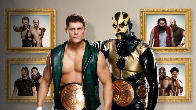 WWE contrata a un luchador olímpico - Los mejores tag teams de la actualidad - Daniel Radcliffe quiere actuar con The Rock 20131101_Light_RhodesTagTeam_HOMEPAGE