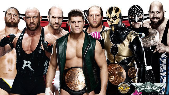 Cartel WWE TLC 2013 20131210_TLC_4Way_LIGHT_HOMEPAGE
