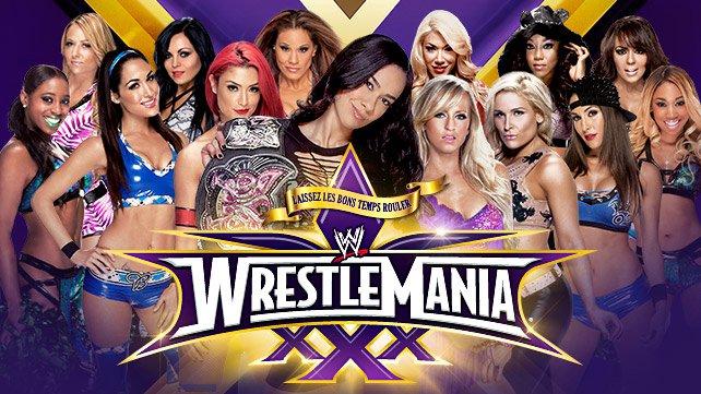 Cartel WWE Wrestlemania XXX 20140324_Diva_MatchPreview_LIGHT_HP