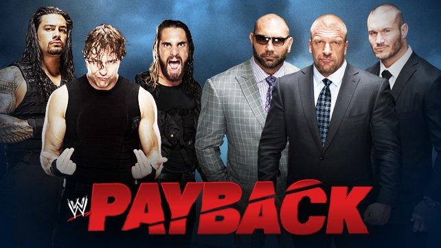 Cartel WWE Payback 2014 20140512_PaybackPreviewTripleH_Homepage