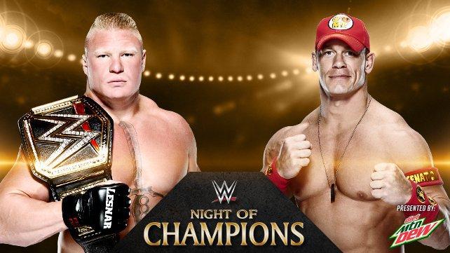 WWE Night OF Champions 2014 20140819_LIGHT_NOC_Match_BrockCena_HOMEPAGE