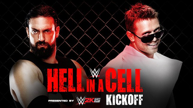 Cartel WWE Hell In A Cell 2014 20141020_EP_LIGHT_HIAC_preshow_home