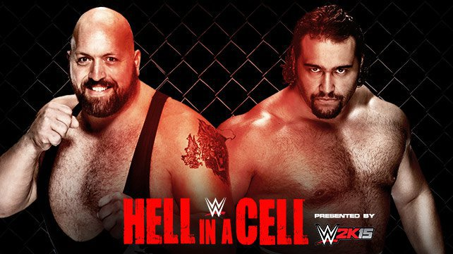 Cartel WWE Hell In A Cell 2014 20141023_EP_LIGHT_HIAC_Show-Russev_HOME