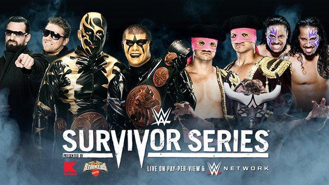 Cartel WWE Survivor Series 2014 20141103_EP_LIGHT_SurvivorSeries_Match_HP_4way