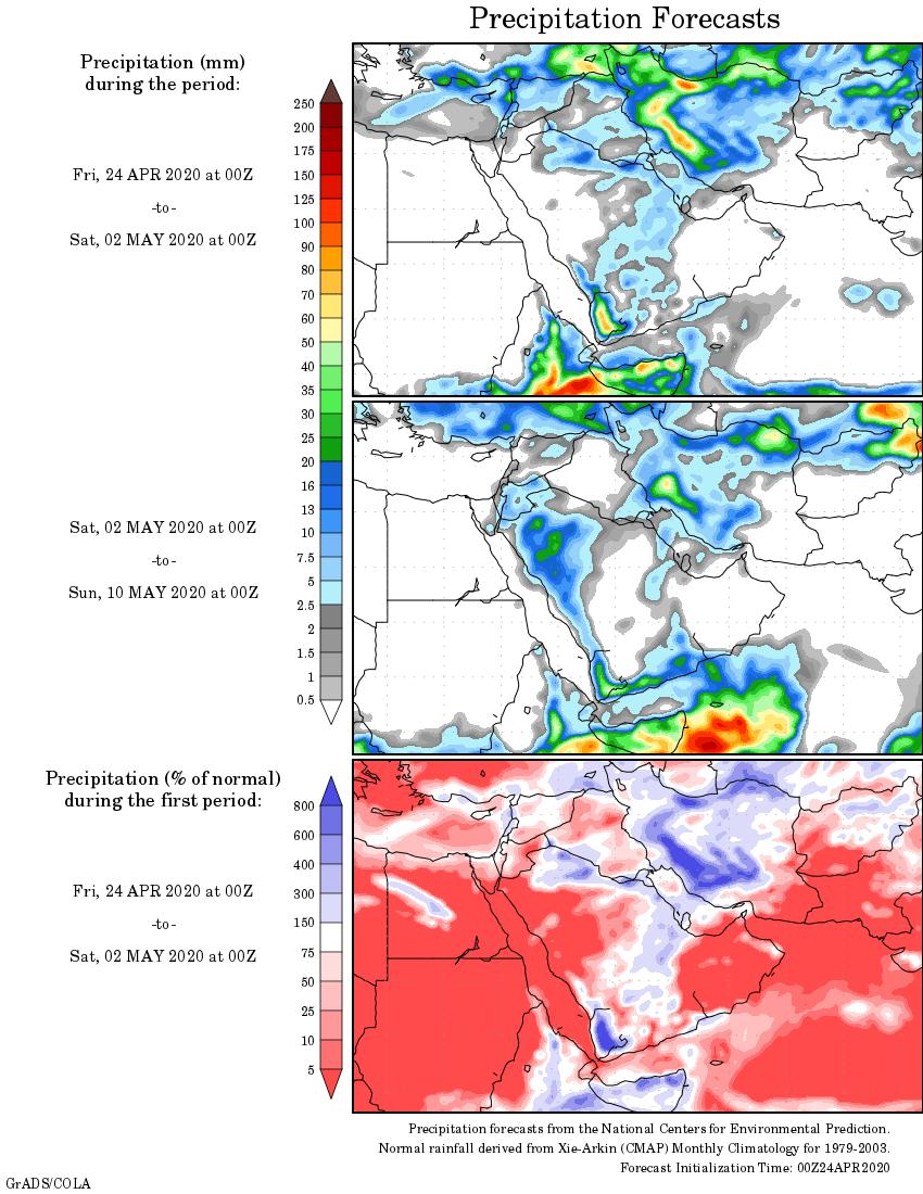 متابعة حالة الطقس في دول الخليج العربي بمشيئة الله - صفحة 2 Prec9