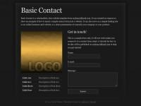صمم موقعك الخاص بكل متعة وسهولة/أكثر من 100 قالب جاهز/إضافات روعة/متعدد اللغات/مفعّل! Basic-contact
