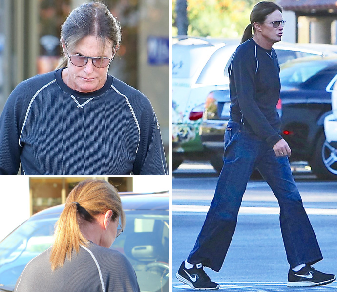 Bruce Jenner Cambia de Sexo!! Bruce-jenner-ponytail-110714