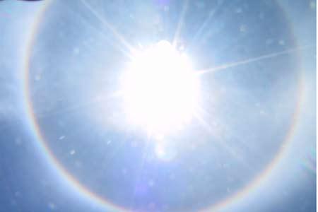 Chuyện lạ: Mặt trời xuất hiện hào quang Vtc_220896_anh2a