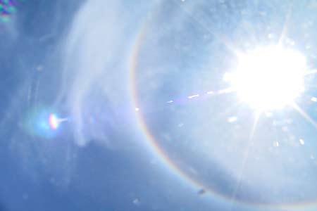 Chuyện lạ: Mặt trời xuất hiện hào quang Vtc_220899_anh5a