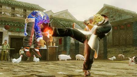 Tekken 6 - Thiết quyền vô địch 139108-67-2