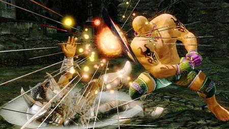Tekken 6 - Thiết quyền vô địch 139108-77-2