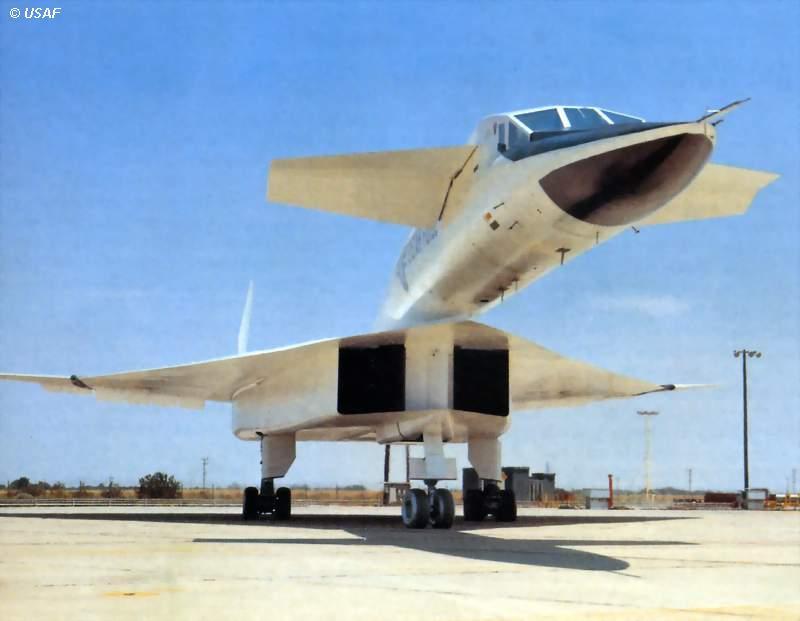 XB-70 Valkyrie : Le cauchemar des contribuables américains 2