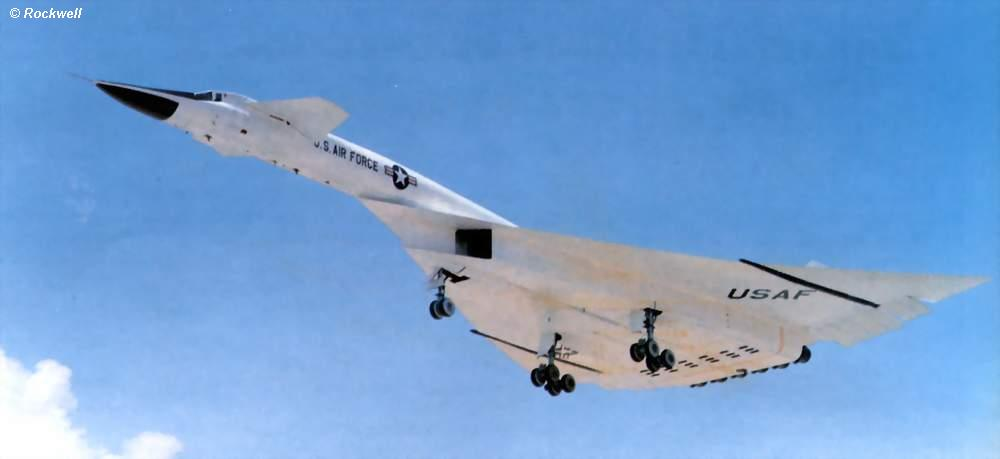 XB-70 Valkyrie : Le cauchemar des contribuables américains 4