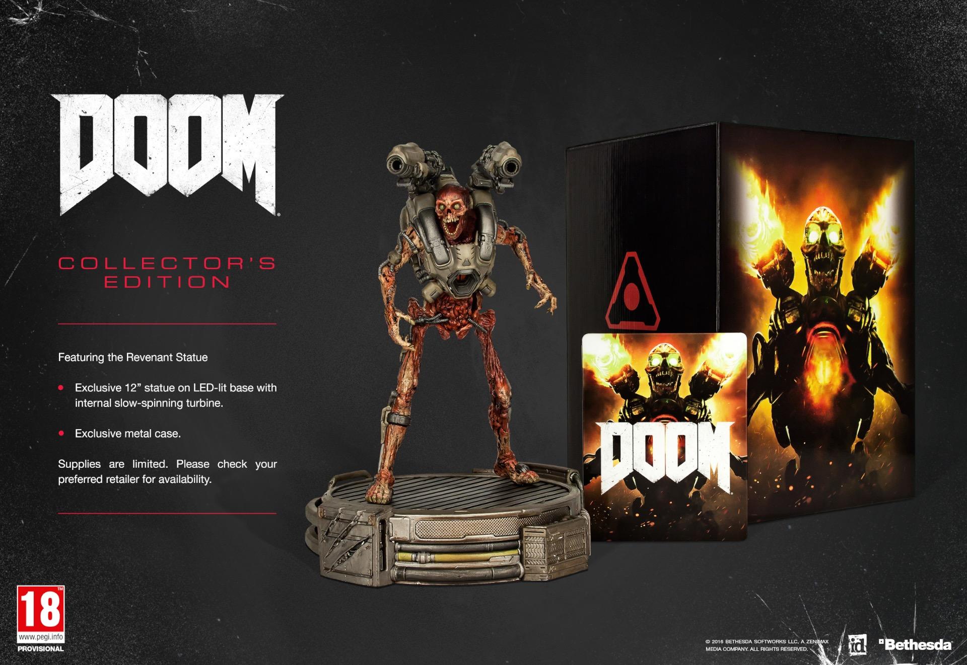 Doom(2016) Collector's Edition Doom-collectors-edition