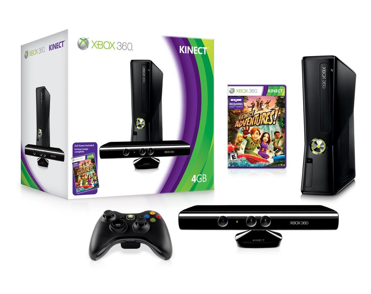 §_ آخر أخبار Xbox 360 حصري _§ Kinect_et_Xbox_360_S_4Gb