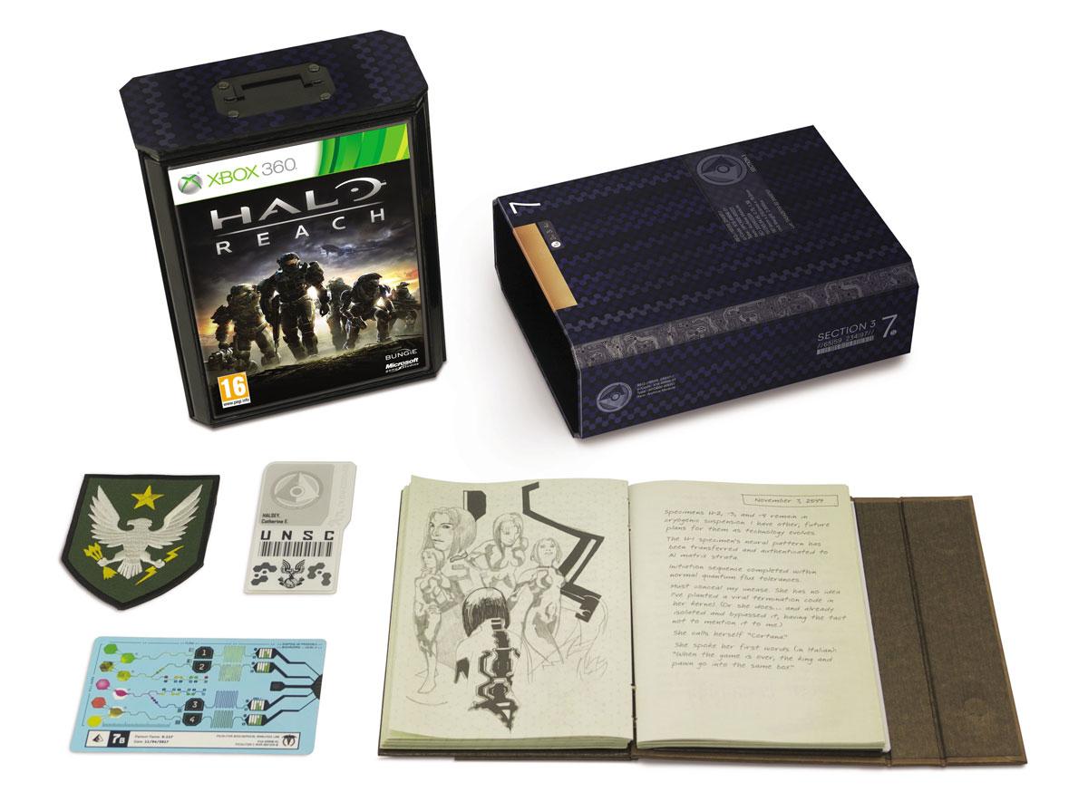 Edition Collector de Halo Reach (Limitée/Légendaire/Prestige/Jaquette/Pack/Vente/Prix/Unboxing/Achat/Fnac/Amazon/Buy/Coffret/EB Games/Micromania/Contenu) - Page 2 Reachbox1