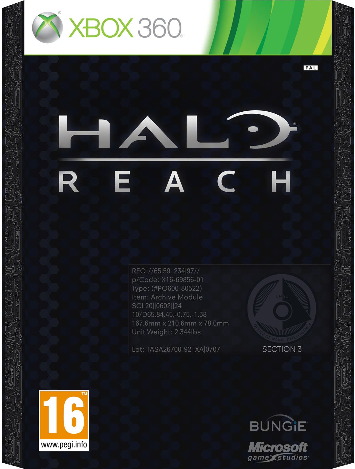 Edition Collector de Halo Reach (Limitée/Légendaire/Prestige/Jaquette/Pack/Vente/Prix/Unboxing/Achat/Fnac/Amazon/Buy/Coffret/EB Games/Micromania/Contenu) - Page 2 Reachbox2