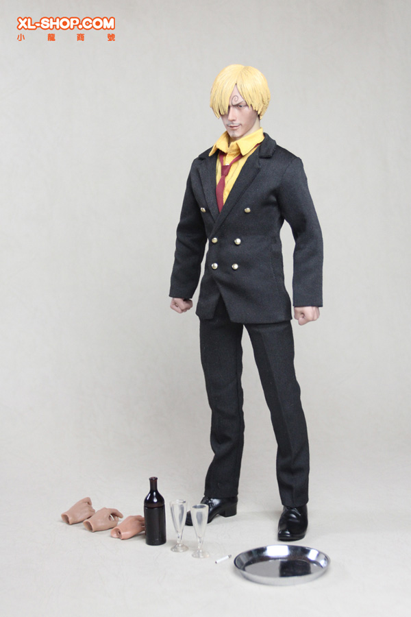 Anime - NEW PRODUCT: 1/6 Scale One Piece - Borsalino (Kizaru Yellow Monkey)  From JOKER TOYS  Code: JOK1810201801 COS_002_Kitchener_001