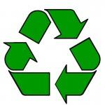 عادات بسيطة تساعد على حماية البيئة RecyclingSymbolGreen-150x150