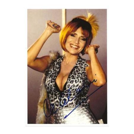 la célébrité de Martin du 30 septembre trouvée par Martine - Page 2 Autographe-clementine-celarie