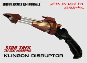 Vos derniers arrivages ( 9 ) - Page 40 Klingon_TNG_Disruptor_AD