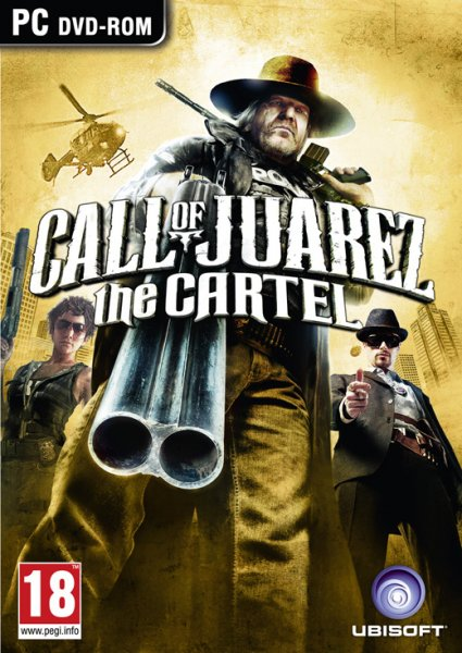 Call Of Juarez -The Cartel+Crack להורדה בלינקים מהירים Portada8700