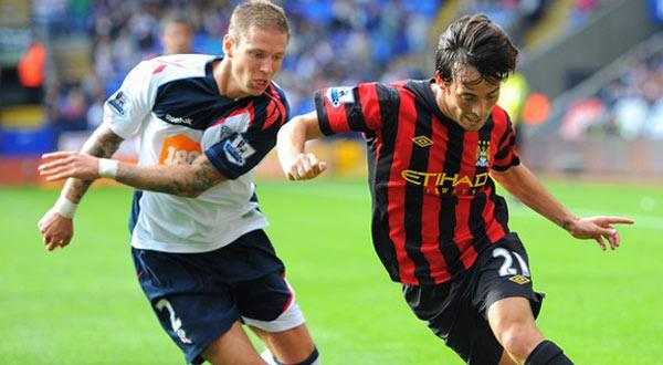 مانشستر سيتي انتصاره في مواصلة  مع احتلاله  صدارة البريمير ليج مؤقتا Daviddd.jpg60021-8-2011-20-1-58
