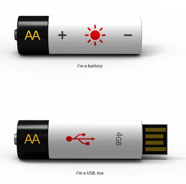 AA USB Concept Battery Aa_usb