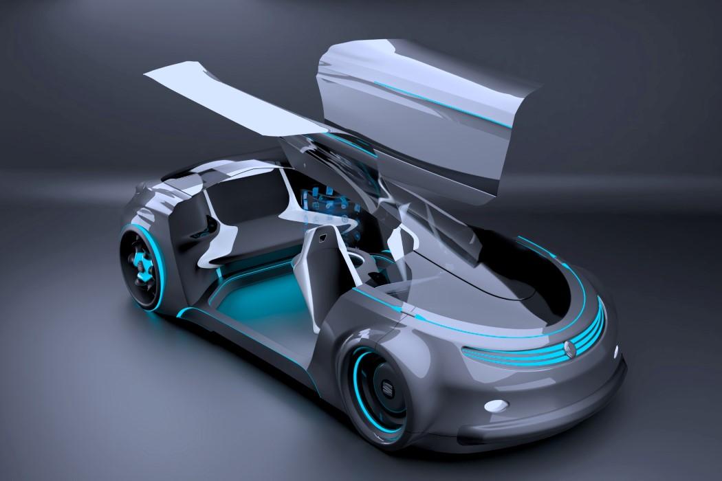 Voici MEET, la future voiture autonome de SEAT ! (Vidéo sur Bidfoly.com) By DETOURS Seat_automobile_3