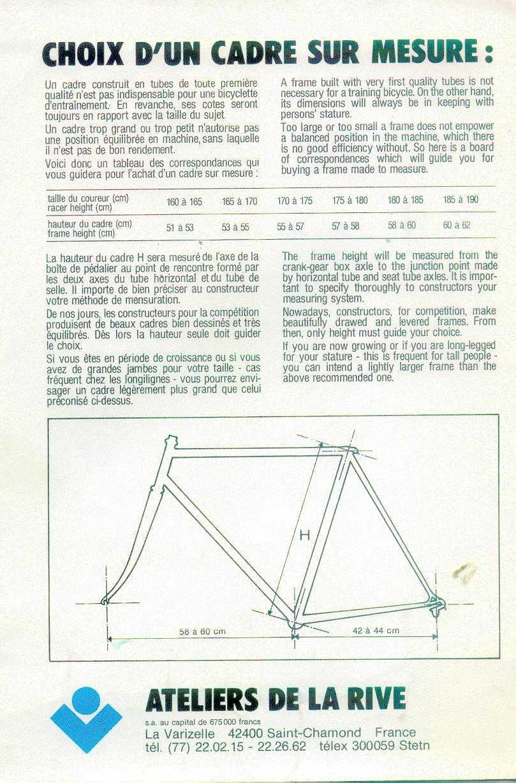 randonneuse Jo ROUTENS  légère 1982-85  Vitus6