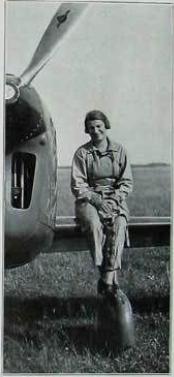 Hélène Antoinette Eugénie Boucher, aviatrice HB6