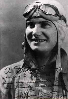 Hélène Antoinette Eugénie Boucher, aviatrice Boucher2