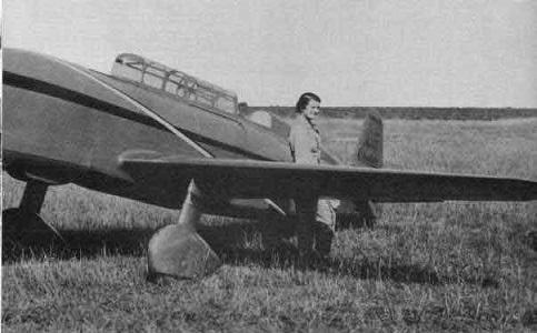 Hélène Antoinette Eugénie Boucher, aviatrice Boucher3