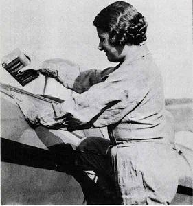 Hélène Antoinette Eugénie Boucher, aviatrice Boucher4