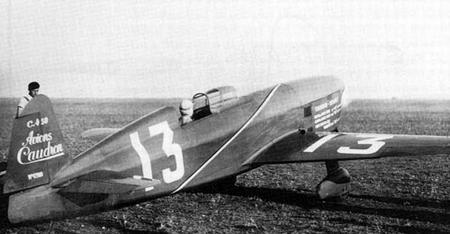Hélène Antoinette Eugénie Boucher, aviatrice Helene-boucher-caudron-rafale