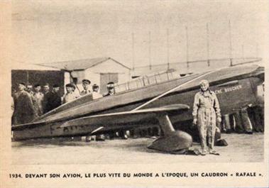 Hélène Antoinette Eugénie Boucher, aviatrice HB12-WE0b41550610