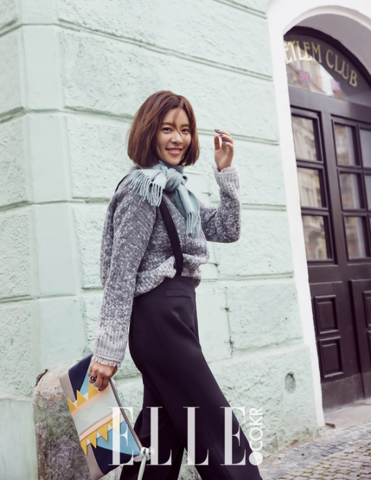 Кинодивы - Страница 3 Hwang-jung-eum-elle-magazine-january-2016-photos-2-537x695