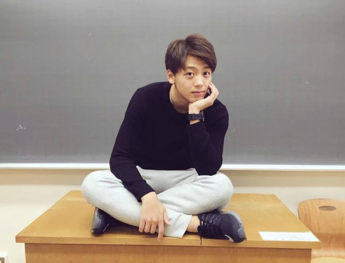 Ямасита Томохиса / Yamashita Tomohisa ≪Пишка Пишунчо≫ -2 - Страница 4 Takeuchiryoma-700x533