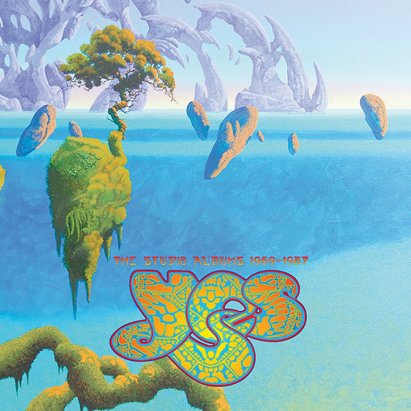 Yes: The Studio Albums 1969-1987 YES-1969-1987-500