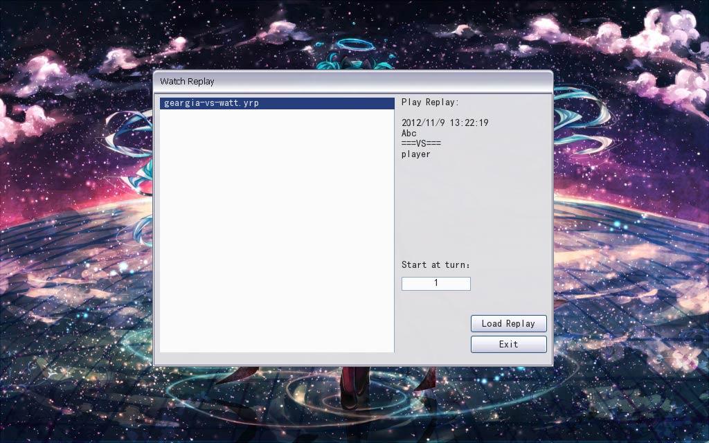 دكات وخلفيات يوغى برو Replay-browser