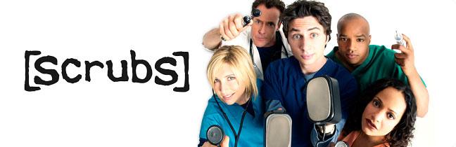 Critiques de séries TV Scrubs