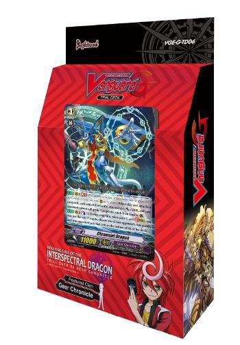 Trial Deck G TD06 : Rallying Call of the Interspectral Drago 504
