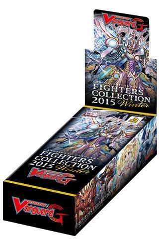 Vanguard G FC02 : Fighters Collection 2015 WINTER - Boîte de 527