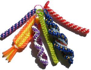 cables diverses Scoubidou