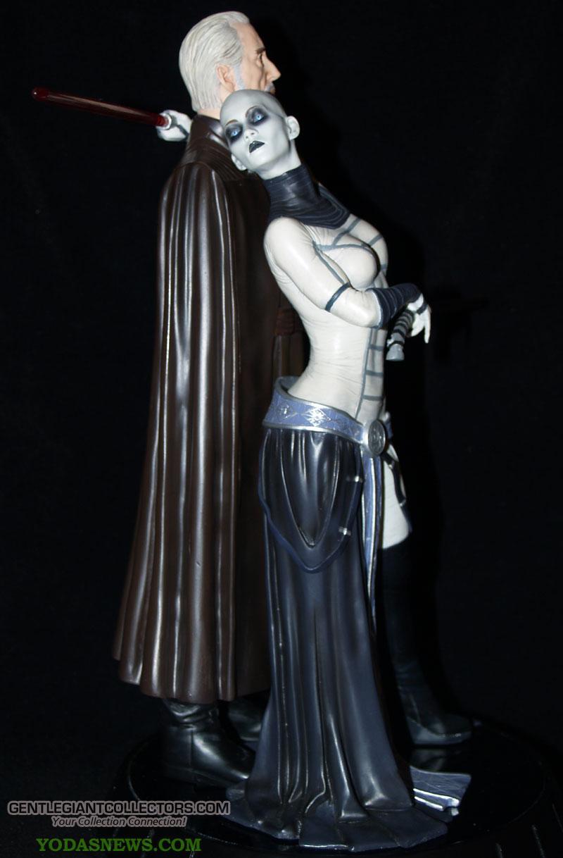 Comte dooku et assaj ventress statue - proto - Page 9 P7272554