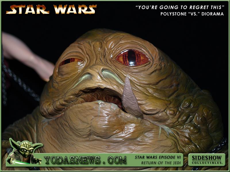 Princess Leia vs Jabba the Hutt diorama - Page 2 YNreview_SSCleiajabbadio_jabbaface