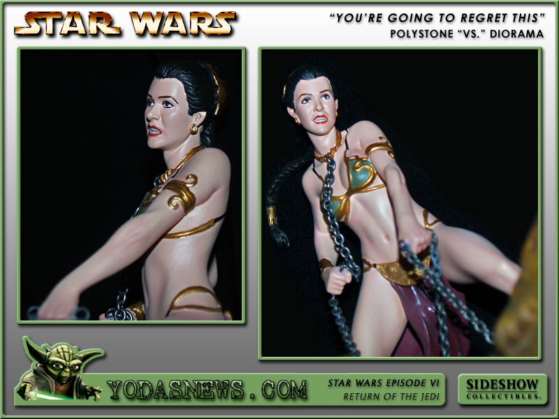 Princess Leia vs Jabba the Hutt diorama - Page 2 YNreview_SSCleiajabbadio_leiafront