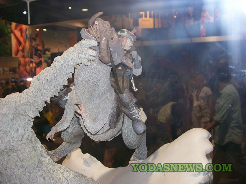 """Diorama """"Ambush on Hoth"""" - Sideshow 309"""
