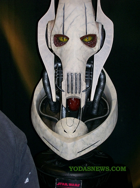 The General Grievous Life-Size Bust 317